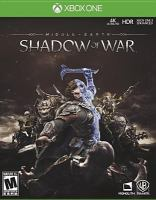 Middle-Earth [electronic resource (video game for Xbox One)] : shadow of war.