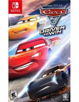 Cars 3 [electronic resource (video game for Nintendo Switch)] : driven to win