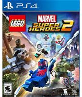 LEGO Marvel super heroes. 2. [electronic resource (video game for PS4)].