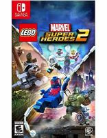 LEGO Marvel super heroes. 2 [electronic resource (video game for Nintendo Switch)].