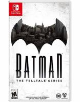 Batman [electronic resource (video game for Nintendo Switch)] : the Telltale series.