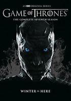 Game of thrones. Season seven [videorecording (DVD)]