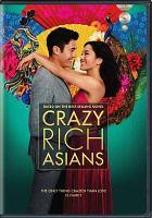 Crazy rich Asians [videorecording (DVD)]