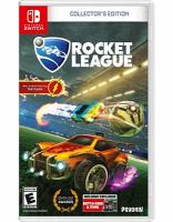 Rocket league [electronic resource (video game for Nintendo Switch)].