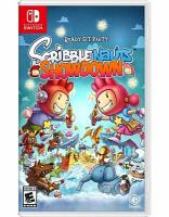 Scribblenauts showdown [electronic resource (video game for Nintendo Switch)]