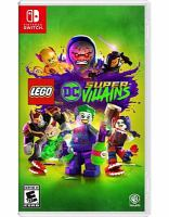 LEGO DC super villains [electronic resource (video game for Nintendo Switch)].