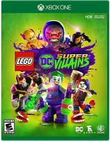 LEGO DC super villains [electronic resource (video game for Xbox One)].