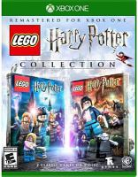 LEGO Harry Potter collection [electronic resource (video game for Xbox One)] : [years 1-7].