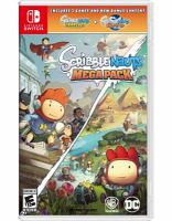 Scribblenauts mega pack [electronic resource (video game for Nintendo Switch)].