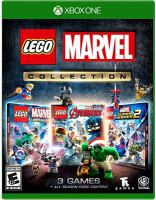 LEGO Marvel collection.