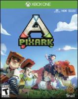 PixARK [electronic resource (video game for Xbox One)].