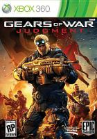 Gears of war [interactive multimedia (video game for Xbox 360)] : judgment.