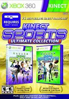 Kinect sports ultimate collection [interactive multimedia (video game for Xbox 360)].