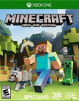 Minecraft [interactive multimedia (video game for Xbox One)].