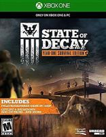 State of decay. Year-one survival edition [interactive multimedia (video game for Xbox One)]
