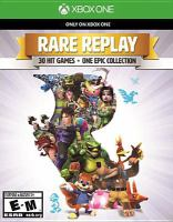 Rare replay [electronic resource (video game for Xbox One)].