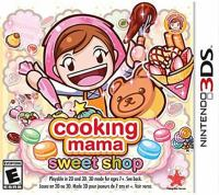 Cooking Mama [electronic resource (video game for Nintendo 3DS)] : Sweet Shop
