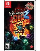 SteamWorld dig 2 [electronic resource (video game for Nintendo Switch)]