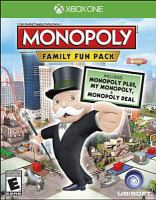 Monopoly family fun pack [interactive multimedia (video game for Xbox One)].