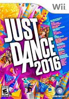 Just dance 2016 [interactive multimedia (video game for Wii)].