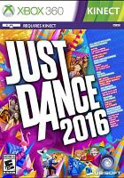 Kinect Just dance 2016 [interactive multimedia (video game for Xbox 360)].