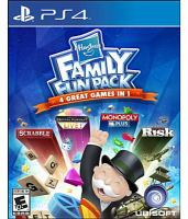 Hasbro family fun pack [interactive multimedia (video game for PS4)] : 4 great games in 1