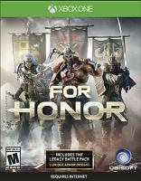 For honor [electronic resource (video game for Xbox One)].
