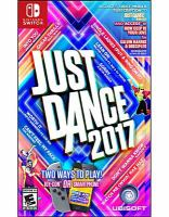 Just dance 2017 [electronic resource (video game for Nintendo Switch)].