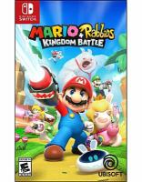 Mario + Rabbids kingdom battle [electronic resource (video game for Nintendo Switch)].