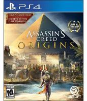 Assassin's creed. Origins [electronic resource (video game for PS4)].