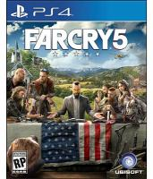 Far cry 5 [electronic resource (video game for PS4)]