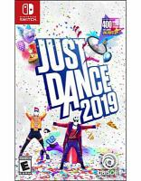 Just dance 2019 [electronic resource (video game for Nintendo Switch)]