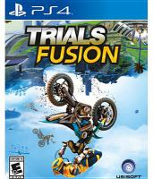 Trials fusion [interactive multimedia (video game for PS4)].