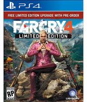 Farcry 4 [interactive multimedia (video game for PS4)].
