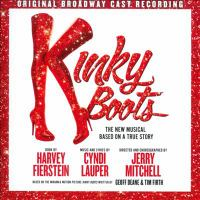 Kinky boots : [sound recording (CD)] original Broadway cast recording