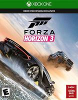 Forza horizon. 3 [electronic resource (video game for Xbox One)].