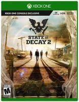 State of decay 2 [electronic resource (video game for Xbox One)].