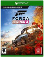 Forza horizon. 4 [electronic resource (video game for Xbox One)] .