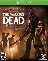 The walking dead. Complete first season [interactive multimedia (video game for Xbox One)] : a Telltale Games series.
