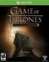 Game of thrones [interactive multimedia (video game for Xbox One)] : a Telltale Games series.