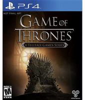 Game of thrones [interactive multimedia (video game for PS4)] : a Telltale Games series.