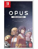 Opus collection [electronic resource (video game for Nintendo Switch)] : The day we found Earth, rocket of whispers [electronic resource Nintendo Switch]