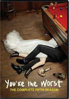 YOU'RE THE WORST SEASON 5 (DVD)