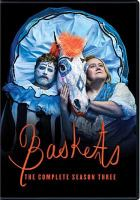 BASKETS SEASON 3 (DVD)