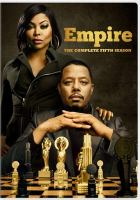 EMPIRE SEASON 5 (DVD)
