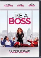 LIKE A BOSS (DVD)
