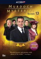 MURDOCH MYSTERIES SEASON 13 (DVD)