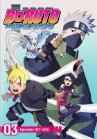 BORUTO: NARUTO NEXT GENERATIONS SET 3 (DVD)