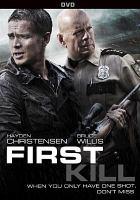 First Kill [DVD].