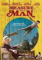 Measure of a Man [DVD].
